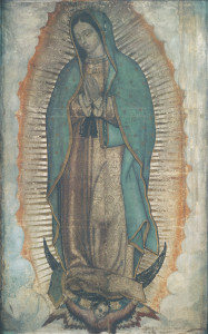 Our Lady of Guadalupe sm