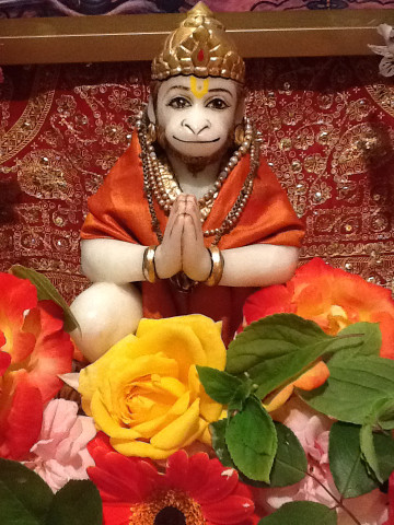 shrine_Hanuman